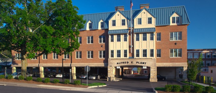 Alfred E Plant - West Hartford, CT