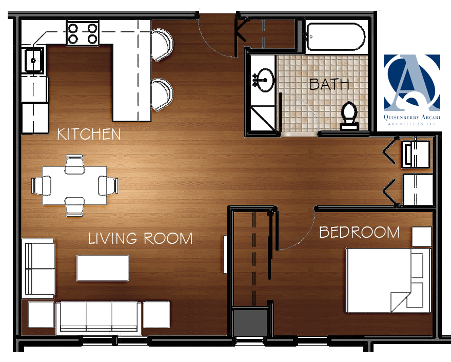 Slideshow: The Goodwin Floorplans Available for Viewing - West ...