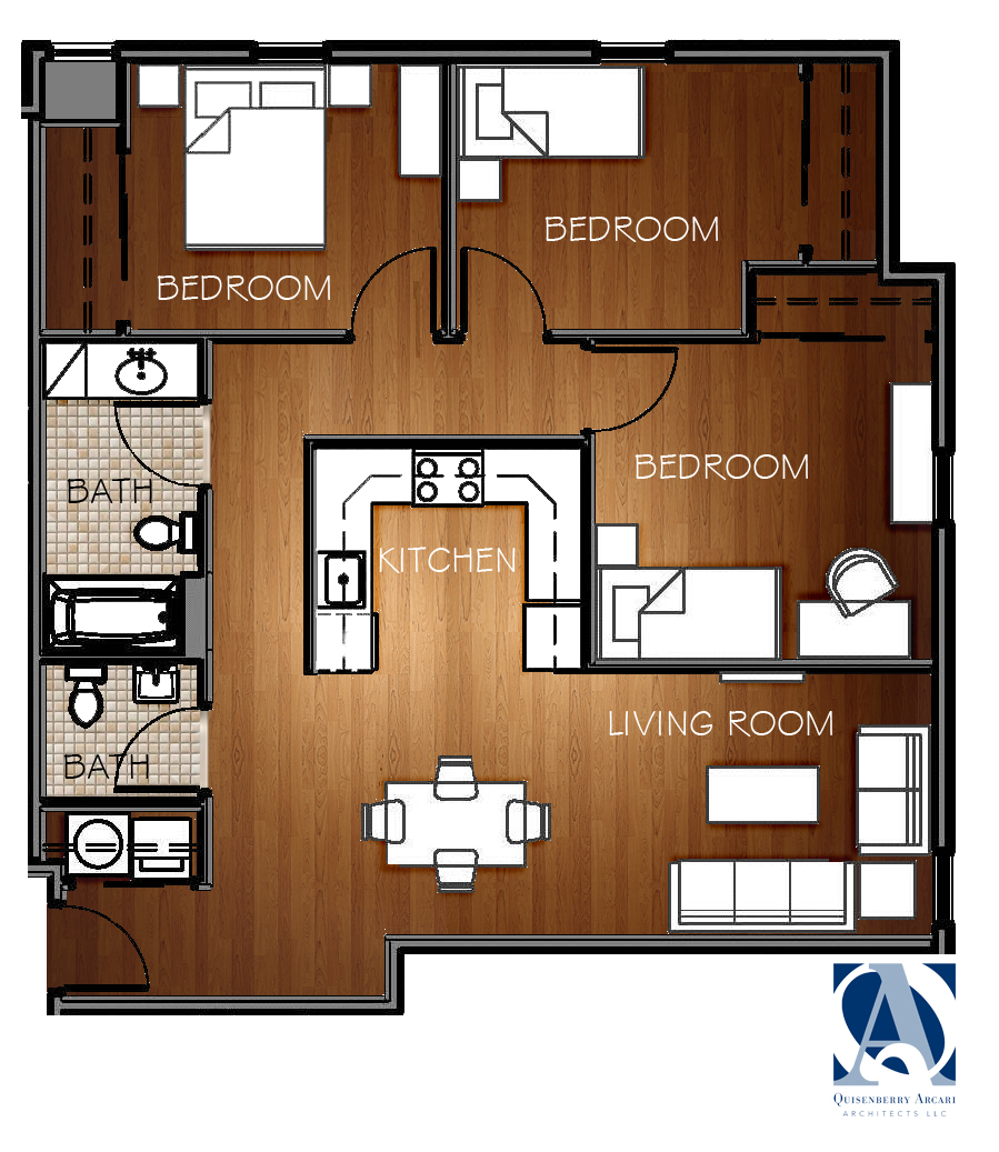 3 Bedroom West Hartford Apartment. Slideshow  The Goodwin Floorplans Available for Viewing   West